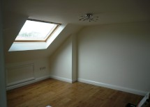 Loft Conversions in Kingswinford, Velux Roofline Loft Conversion.