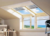 Velux Roof Window Fitting by Roof Windows fitters in West Midlands.