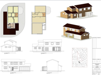 Building Planning, Designing, Controls for Home Extensions, Loft Conversions